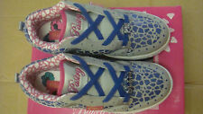 new Comfort, Lace Up, Pinks Blue Giraffe Pastry Glam Pie Lo trainers UK 4.5