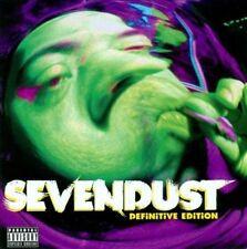Sevendust [PA] by Sevendust (CD + DVD w/ Bonus Tracks) NEW & SEALED