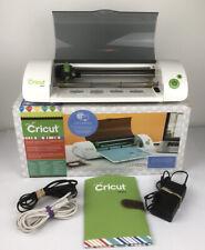 Cricut 2001251 Mini Electronic Die Cutting Machine~Excellent Condition