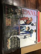 Cardass Evangelion Special File Binder and Cards, Made in Japan  2007
