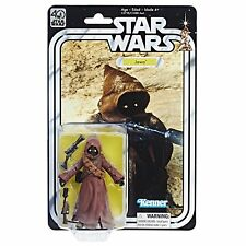 Star Wars 40th Anniversary Black Series 6 Inch Action Figure Wave 2 - Jawa