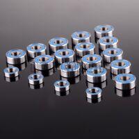 4Xball bearing 675ZZ MR85ZZ 5*8*2.5 5x8x2.5mm metal shield MR85Z ball bearing TC