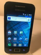 Samsung Galaxy Ace GT-S5830 - White / Black (Unlocked) Smartphone Mobile