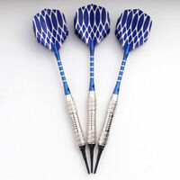 3 Sets of Soft Tip Darts 19g/pcs Alloy Rod For Electronic Dartboard#HOT E2M6