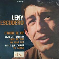 "Leny Escudero - l'arbre de vie - Vinyl 7"" 45T (Single)"