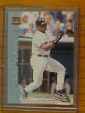 1997 Pacific Crown Collection Platinum Blue #64 Frank Thomas Chicago White Sox