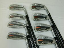 New Honma Tour World 747P Iron set 4-11 irons Vizard 85R Graphite Regular 747-P