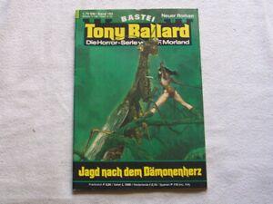 Tony Ballard Romanheft Band 102 von A. F. Morland