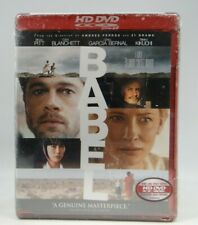 Babel (HD DVD, 2007) New Sealed !