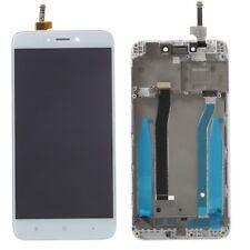 PANTALLA COMPLETA LCD + TACTIL + MARCO XIAOMI REDMI 4X BLANCO