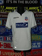 5/5 Bolton Wanderers adults XL 2014 MINT football shirt jersey trikot away