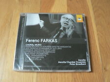 Ferenc Farkas : Choral Music - Peter Broadbent - CD Toccata Classics NEW