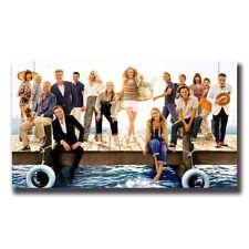 Mamma Mia Movie Silk Poster Art Wall Prints 24X42 inch