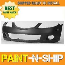 NEW 2006 2007 2008 Mazda 6 Front Bumper Painted MA1000218