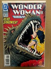 WONDER WOMAN #80 (NM) 1994 BRIAN BOLLAND COVER DC Comics 1993