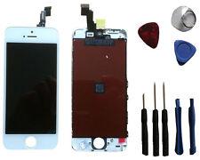 Ersatz LCD Display Touchscreen komplett Glas für iPhone 5 weiß inkl Werkzeug