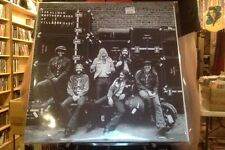 Allman Brothers Band At Fillmore East 2xLP sealed vinyl reissue