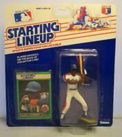 1989  DARRYL STRAWBERRY Starting Lineup (SLU) Baseball Figure - NEW YORK METS