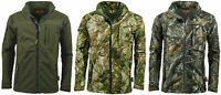 Mens GAME Camouflage Softshell Breathable Camo Jacket   Hunting Fishing..
