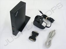 IBM Lenovo Universal USB 2.0 Docking Station Port Replicator DVI Display + PSU