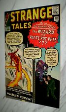 Strange Tales #110 NM 9.4 OW pages 1963 Marvel 1st appearance of Doctor Strange