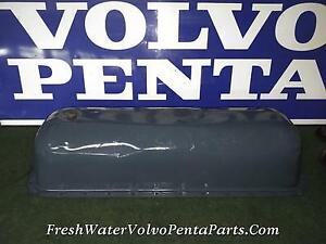 Volvo Penta Diesel TAMD40 B  Stainless Steel , Oil Pan Oil Sump p/n 844910 RPL 8