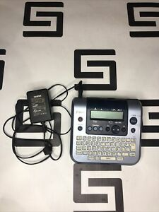 Brother PT-1280 Label Thermal Printer with Power Adapter