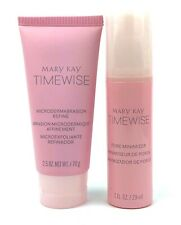 MARY KAY~NEW PKG~MICRODERMABRASION REFINE OR PORE MINIMIZER~YOU CHOOSE~NWOB!