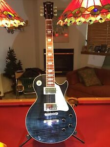 Tokai Love Rock Les Paul Guitar With Included Hard Case.