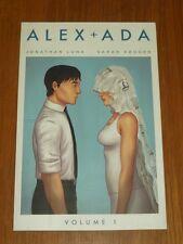 Alex + Ada Vol 1 by Sarah Vaughn Jonathan Luna (Paperback, 2014)< 9781632150066