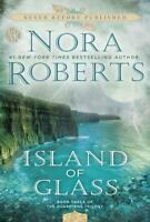 Island of Glass Guardians Trilogy Series  Book 3 by Nora Roberts Paperback Novel