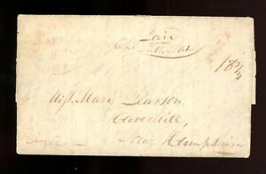 stampless -1838-to Hoverhill, New Hampshire--hard to read-long letter