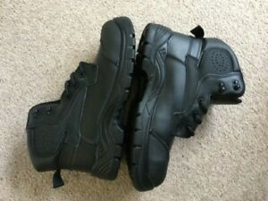 Composite Black Safety Boot - New - UK size 10 - EUR size 44