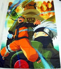 Naruto Anime Bettdeckenbezug Bettwäsche Deckenbezug 150x220cm Neu