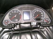 tacho kombiinstrument audi a4 8e 8e0920900f cockpit cluste clocks speedo