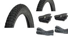 Set Reifen Schlauch Felgenband für Simson 2,75 16Zoll Enduro Schwalbe S51