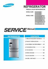 Samsung RF28HMEDBSR RF28HMEDBBC RF28HMEDBWW Service Manual Repair Guide