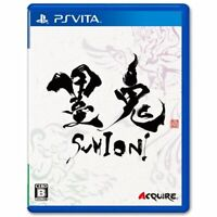 USED PS VITA Bokuoni SUMIONI Acquire 10259 Japan import