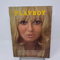 Playboy Magazine August 1969 Turned On, Ramsey Clark