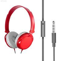9DBE A185 Headset Earphone Headphone High Sound Quality Foldable Bass 3.5mm
