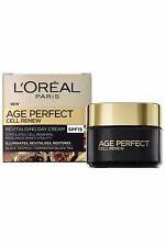 L'Oreal Age Perfect Revitalising Day Cream 50ml SPF15 Illuminates