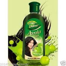 Dabur Amla Ayervedic Herbal Beautiful Hair Loss Treatment Hair Oil 180ml