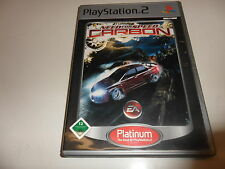 Playstation 2 ps 2 need for speed: Carbon (6)