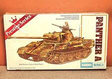 1/72 AURORA ESCI PANTHER Ausf. A MODEL KIT #6204