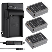 BLN1 BLN-1 Li-Ion Battery & Charger For Olympus OM-D E-M1 E-M5 Mark II PEN E-P5