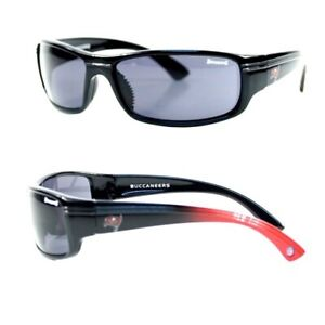 Tampa Bay Buccaneers NFL Block Sunglasses with Bag