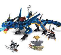 522PCS Stormbringer Dragon Building Blocks Model Bricks Figures Toy Set New