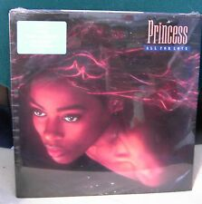 Princess All For Love 10 track 1987 LP sealed!