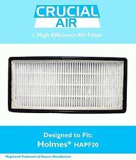 1 Holmes HEPA Air Purifier Filter Part # 16216, HRC1, HAPF30, HAPF30D & HAPF600D