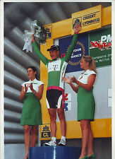 CYCLISME COUREUR EQUIPE T.MOBILE **TOUR DE FRANCE* PHOTO 30 X 20 CM QUALITE PRO